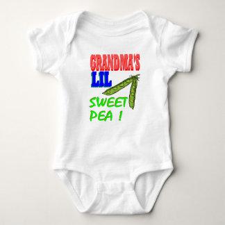 Body Para Bebê O Lil Sweetpea da avó