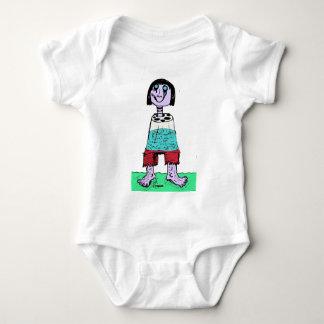 Body Para Bebê O mais afiado do grupo