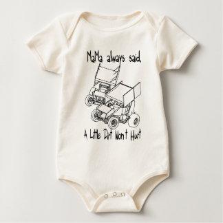 Body Para Bebê O Mama disse sempre
