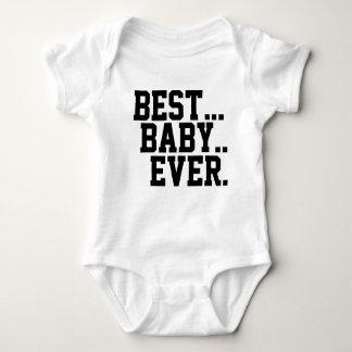 Body Para Bebê O melhor… bebê. Nunca. Casa do original da