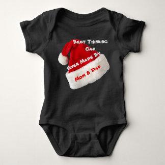 Body Para Bebê O melhor boné de pensamento feito nunca, Bodysuit