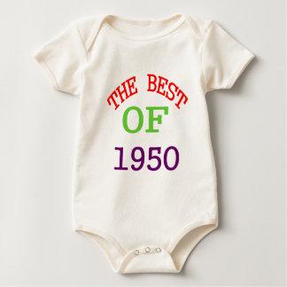 Body Para Bebê O melhor de 1950