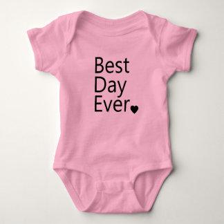 Body Para Bebê O melhor equipamento do bebê do dia nunca