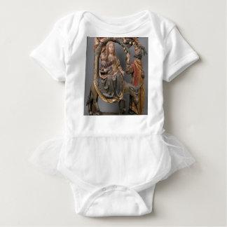 Body Para Bebê O milagre da palmeira no vôo Egipto