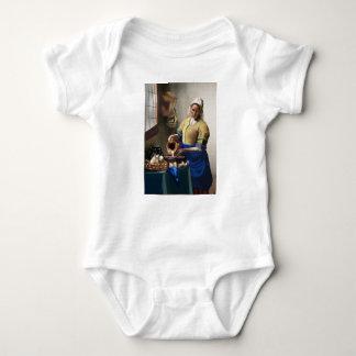 Body Para Bebê O MilkMaid