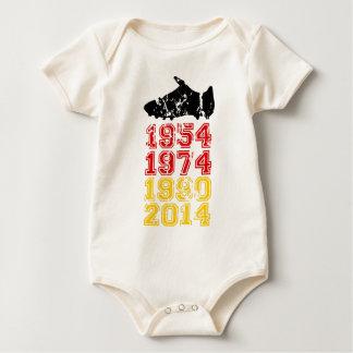 Body Para Bebê O mundo patrocina 2014