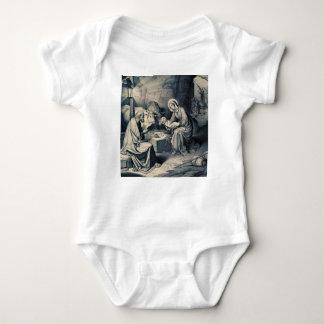 Body Para Bebê O nascimento do cristo