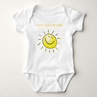 Body Para Bebê o nosso raio de sol