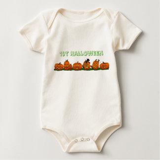 Body Para Bebê ø O Dia das Bruxas Onsie