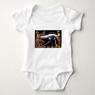 Body Para Bebê O olho egípcio de Horus