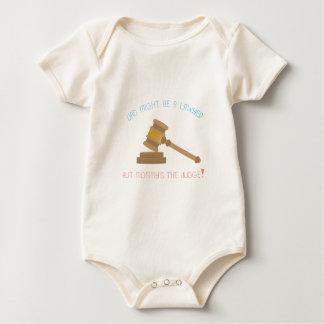 Body Para Bebê O pai pôde ser o juiz do advogado mas da mamã!