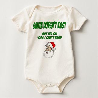 Body Para Bebê O papai noel não existe