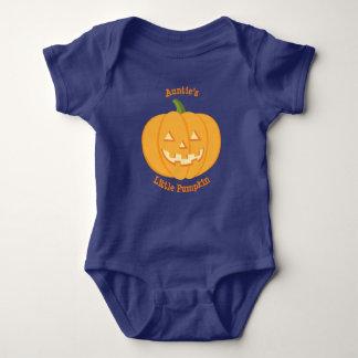 Body Para Bebê O Pequeno Abóbora Bebê Investimento do Auntie