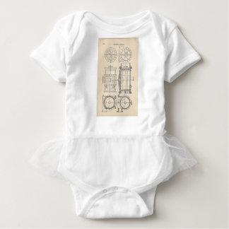 Body Para Bebê O Pocletbook do mecânico