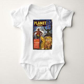 Body Para Bebê O poço