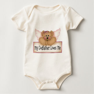 Body Para Bebê O presente das crianças do padrinho