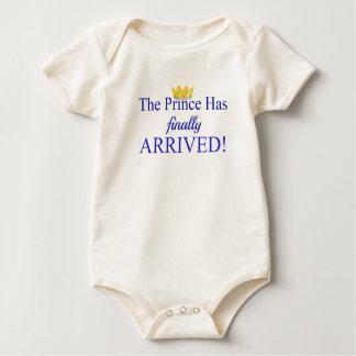 Body Para Bebê O príncipe