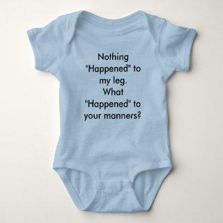 "Body Para Bebê O que ""aconteceu""…"