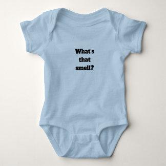 Body Para Bebê O que é esse cheiro