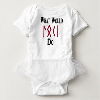 Body Para Bebê O que LOKI faria