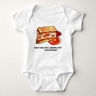 Body Para Bebê o que são você que olha, eu era bodysuit com fome