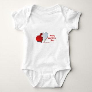 Body Para Bebê O quebra-cabeça dos namorados