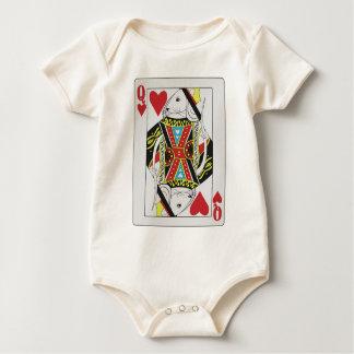 Body Para Bebê O rato dos corações
