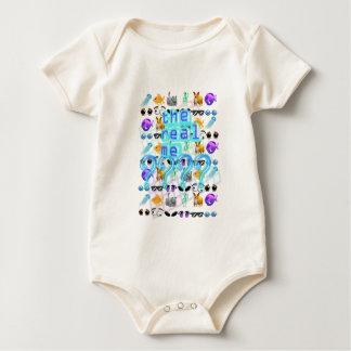 Body Para Bebê O real mim