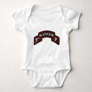 Body Para Bebê ó Regimento de guarda florestal do batalhão 75th