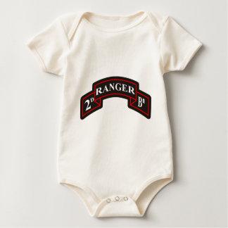 Body Para Bebê ò Regimento de guarda florestal do batalhão 75th