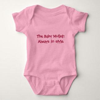 Body Para Bebê O salmonete do bebê: Sempre no estilo