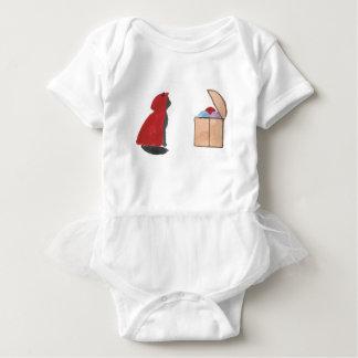 Body Para Bebê O senhor Squeaker de Kittenton é vitorioso