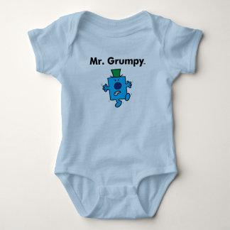 Body Para Bebê O Sr. Mal-humorado do Sr. Homem | é um Grump
