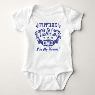 Body Para Bebê O treinador futuro da trilha gosta de minhas