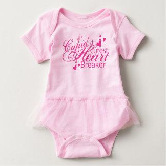 Body Para Bebê O tutu o mais bonito do bebê do disjuntor do