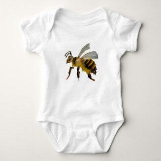 Body Para Bebê O Watercolour bumble a abelha