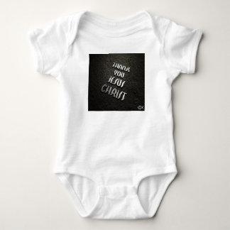Body Para Bebê Obrigado JESUS 2