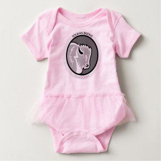 Body Para Bebê Obtenha a seu EDDIE os artigos do bebê do BISONTE