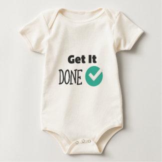 Body Para Bebê Obtenha-o feito
