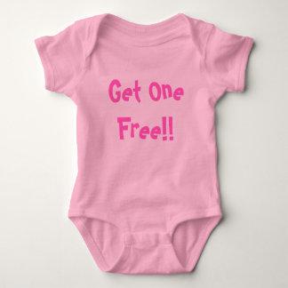 Body Para Bebê Obtenha um livre!!