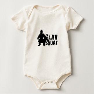 Body Para Bebê Ocupa eslava