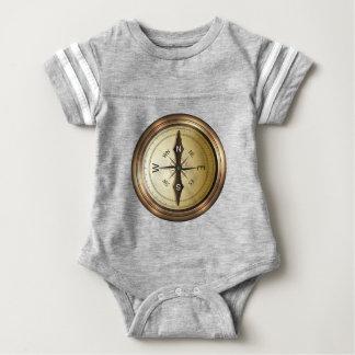 Body Para Bebê Oeste do sudeste do norte de compasso