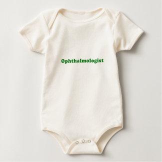 Body Para Bebê Oftalmologista