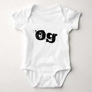 Body Para Bebê OG, gângster original