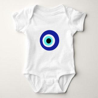 Body Para Bebê Olhos azuis