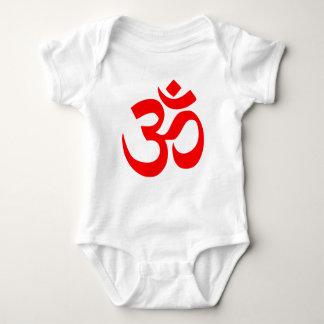 Body Para Bebê Om signo bebé Strampelanzug