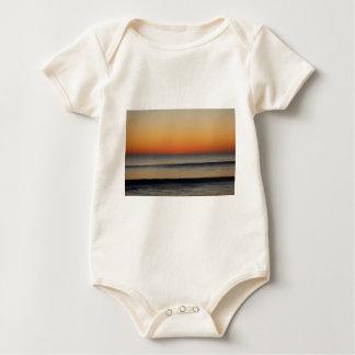 Body Para Bebê Ondas em você horizonte