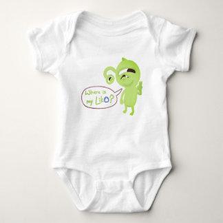 Body Para Bebê Onde é meu como?