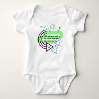 Body Para Bebê Onde quer que você vai