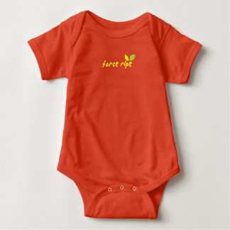 Body Para Bebê Onsie maduro da força